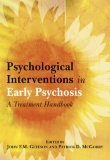 Psychological Interventions In Early Psychosis