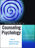 HANDBOOK OF COUNSELING PSYCHOLOGY FOURTH EDITION