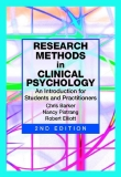 RESEARCH METHODS IN CLINICAL PSYCHOLOGY An Introduction for Students and Practitioners Second Edition