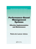 Performance-Based Management Systems Effective Implementation and Maintenance
