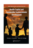 Health Capital and Sustainable Socioeconomic Development