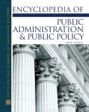 Sách: Encyclopedia of public administration and public policy
