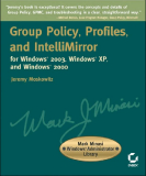 Group Policy, Profiles, and IntelliMirror for Windows ® 2003, Windows ® XP, and Windows ® 2000