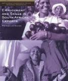 Employment and Skills in South African Exports