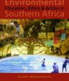 Environmental Education, Ethics & Action in Southern Africa