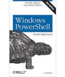 Windows PowerShell Pocket Reference, 2nd Edition