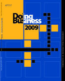 DOING BUSINESS 2009