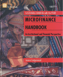 MICROFINANCE HANDBOOK - An Institutional and Financial Perspective