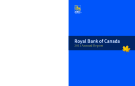 Royal Bank of Canada  2011 Annual Report