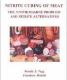 NITRITE CURING OF MEAT The N-Nitrosamine Problem and Nitrite Alternatives
