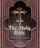 he Holy Bible (King James Version, KJV)