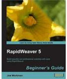 RapidWeaver 5 Beginner's Guide