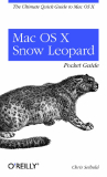 Mac OS X Snow LeopardPocket Guide