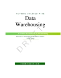 GETTING STARTED WITH Data Warehousing