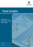 Liquid funds - an  alternative to savings  bank deposits
