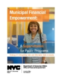 Municipal Financial Empowerment: A Supervitamin for Public Programs