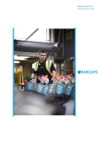 Barclays Bank PLC Annual Report 2011