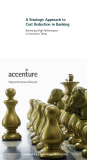 A Strategic Approach to  Cost Reduction in Banking - Achieving High Performance  in Uncertain Times