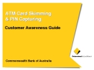 ATM Card Skimming & PIN Capturing: Customer Awareness Guide