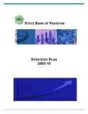 STATE BANK OF PAKISTAN STRATEGIC PLAN 2005-10