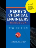 PERRY'S CHEMICAL ENGINEERS HANDBOOK - 1