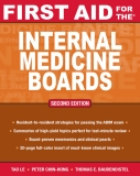 First Aid for the® Internal Medicine Boards Second Edition