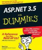 File ASP.NET 3.5 For Dummies