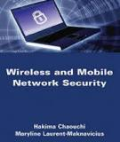 Ebook Wireless and Mobile networks security