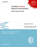 Certified Wireless Network Administrator