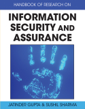 Ebook Handbook of research on information security and assurance - Jatinder N. D. Gupta, Sushil K. Sharma