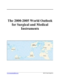 The 2000-2005 World Outlook for Surgical and Medical Instruments