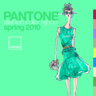 Splashes of sunshine for spring 2010 (PANTONE fashion color report)