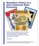 Monetary Policy under Zero Interest Rate: Viewpoints of  Central Bank Economists
