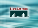 Cisco Systems - Scaling the network with NAT and Pat