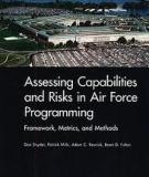 Assessing Capabilities and Risks in Air Force Programming - Framework, Metrics, and Methods