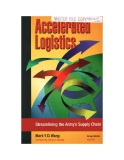 Accelerated Logistics - Streamlining the Army's Supply Chain