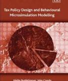 ACCOUNTING FOR POPULATION AGEING IN TAX  MICROSIMULATION MODELLING BY SURVEY REWEIGHTING*