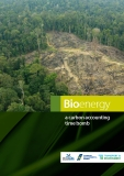 Bioenergy a carbon accounting time bomb