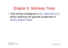 Data Structures and Algorithms - Chapter 12