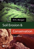 SOIL EROSION AND CONSERVATION THIRD EDITION
