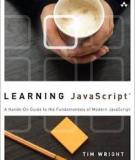 Learning JavaScript