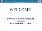 Industrial training institute palana