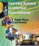 COMMITTEE ON LEARNING SCIENCE IN INFORMAL ENVIRONMENTS