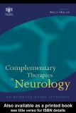 Complementary Therapies in Neurology