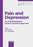 Pain and Depression Advances in Psychosomatic Medicine