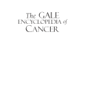 The Gale encyclopedia of cancer