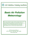 Basic Air Pollution  Meteorology