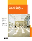 SHARIAH AUDIT: INDUSTRY INSIGHTS