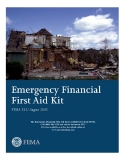 EMERGENCY FINANCIAL FIRST AID KIT