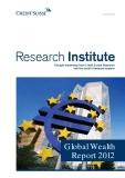 GLOBAL WEALTH REPORT 2012